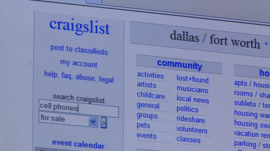 Local Police Stations Provide Craigslist Safe Zones Cw33 Dallas Ft Worth