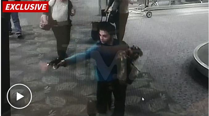 Tmz Releases Chilling Video In Fort Lauderdale Airport