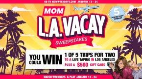 Mom L.A. Contest Image