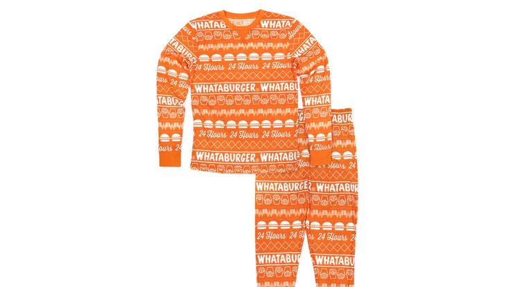 Whataburger releasing holiday pajamas | CW33 Dallas / Ft. Worth
